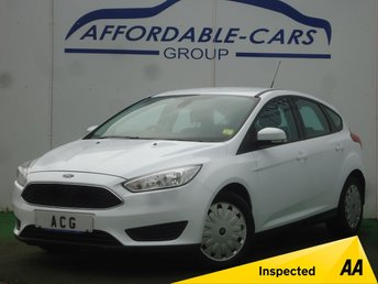 2016 FORD FOCUS 1.5 STYLE ECONETIC TDCI 5d 104 BHP £6800.00