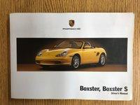 USED 2003 53 PORSCHE BOXSTER 2.7 2d 228 BHP