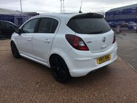 USED 2013 13 VAUXHALL CORSA 1.2 LIMITED EDITION 5d 83 BHP