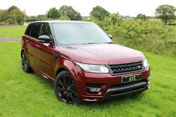 2016 LAND ROVER RANGE ROVER SPORT 4.4 SDV8 AUTOBIOGRAPHY DYNAMIC 5d AUTO 339 BHP £44900.00