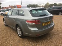USED 2010 10 TOYOTA AVENSIS 2.0 TR D-4D 5d 125 BHP FULL MAIN DEALER SERVICE HISTORY - FINANCE AVAILABLE