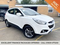 2013 HYUNDAI IX35 1.7 SE CRDI 5d ONLY 41K 1 FORMER KEEPER, SERVICE HISTORY  £8490.00