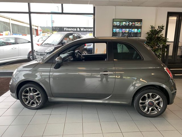 USED 2013 63 FIAT 500 1.2 S 3d 69 BHP **LOW MILEAGE**1 FORMER KEEPER**