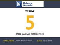 USED 2014 64 VAUXHALL CORSA 1.2 EXCITE AC 3d 83 BHP
