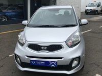 USED 2014 64 KIA PICANTO 1.0 1 3d [ 2310 MILES ONLY ] *** Warranty Until 2021 With Kia ***