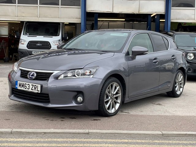 USED 2014 63 LEXUS CT 1.8 200H ADVANCE 5d AUTO 136 BHP