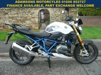 USED 2017 17 BMW R 1200 R Sport ABS Full BMW Service History,Massive Specification,Stunning Machine,Rides Superb