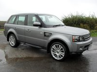 2012 LAND ROVER RANGE ROVER SPORT 3.0 SDV6 HSE 5d AUTO 255 BHP SOLD