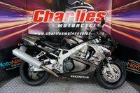 1998 HONDA CBR 918cc CBR 900 RR  SOLD
