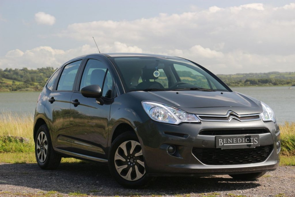 USED 2014 CITROEN C3 LEFT HAND DRIVE, Currently on French Plates