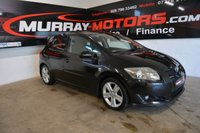 2007 TOYOTA AURIS 2.2 T180 D-CAT 5DOOR 175 BHP ECLIPSE BLACK £2750.00