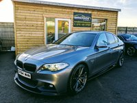 USED 2014 64 BMW 5 SERIES 2.0 520D M SPORT 4d AUTO 188 BHP ****FINANCE AVAILABLE**** £77 per week