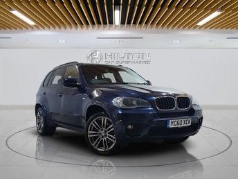 Used BMW X5 for sale in Leighton Buzzard