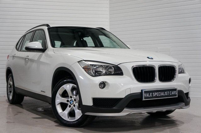 2015 15 BMW X1 2.0 XDRIVE18D SE AUTO (SAT NAV / PAN SUNROOF)