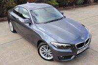 USED 2016 66 BMW 2 SERIES 1.5 218I SE 2d 134 BHP