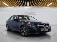 USED 2013 63 MERCEDES-BENZ E CLASS 2.1 E220 CDI SE 4d AUTO 168 BHP ***RAC 82 POINT INSPECTED**
