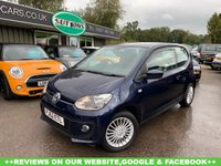 USED 2012 62 VOLKSWAGEN UP 1.0 HIGH UP 3d 74 BHP