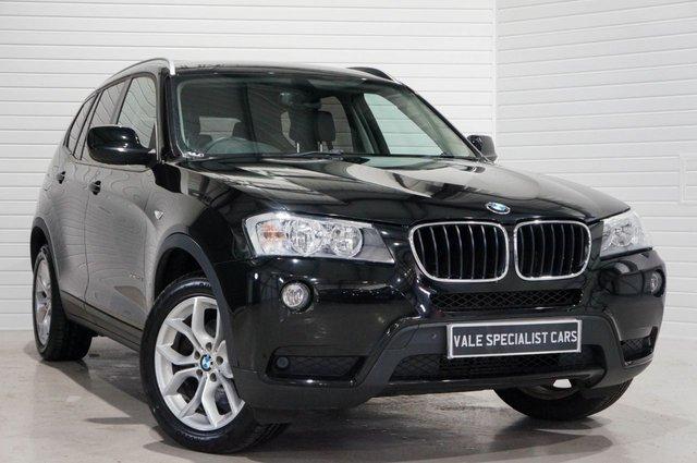 2011 61 BMW X3 2.0 XDRIVE20D SE AUTO