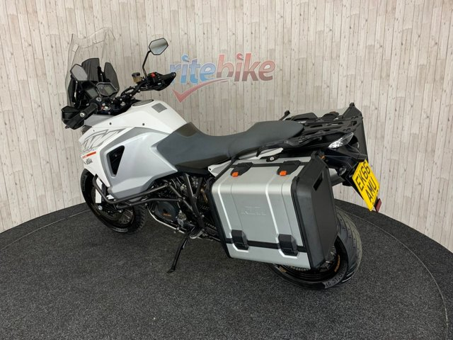 KTM 1290 SUPER ADVENTURE at Rite Bike