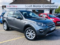 USED 2017 17 LAND ROVER DISCOVERY SPORT 2.0 TD4 HSE 7 seats