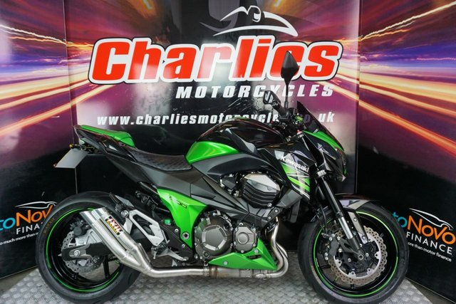 View our KAWASAKI Z800