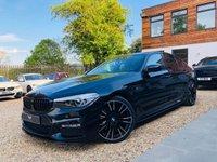 USED 2017 67 BMW 5 SERIES 3.0 530D M SPORT 4d 261 BHP