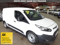 USED 2015 15 FORD TRANSIT CONNECT 1.6 210 P/V 95 BHP L2 LWB VAN '' YOU'RE IN SAFE HANDS ''    WITH THE AA DEALER PROMISE