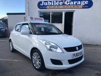 USED 2013 62 SUZUKI SWIFT 1.2 SZ3 5d 94 BHP 2 Keepers, £30 Road Tax, 12 Months MOT & service inc!