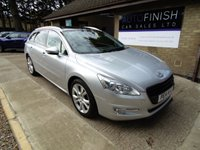 USED 2014 14 PEUGEOT 508 2.0 HDI SW ACTIVE NAVIGATION VERSION 5d 140 BHP