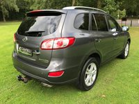 USED 2011 11 HYUNDAI SANTA FE 2.2 PREMIUM CRDI 5d AUTO 194 BHP **EXCELLENT FINANCE PACKAGES**FULL SERVICE HISTORY**7 SEATER**