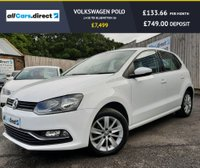 USED 2015 15 VOLKSWAGEN POLO 1.4 SE TDI BLUEMOTION 5d