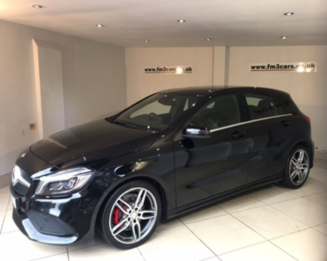 USED 2016 16 MERCEDES-BENZ A-CLASS A 180 AMG LINE PREMIUM