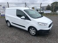 2016 FORD TRANSIT COURIER TREND 1.5 TDCI 75 SWB VAN £6995.00