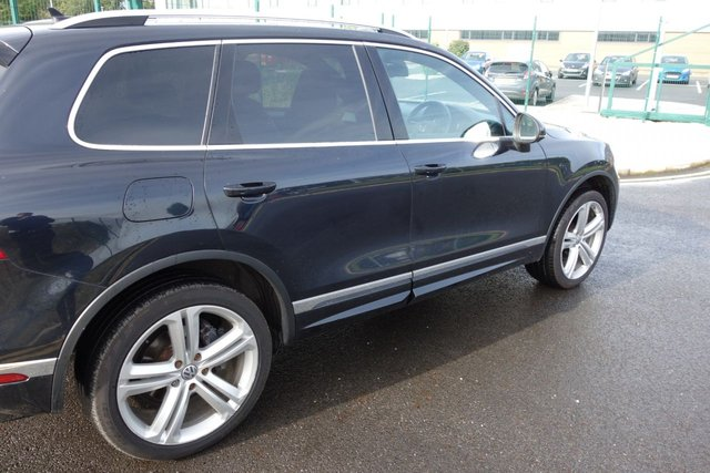 VOLKSWAGEN TOUAREG at Dace Motor Group