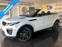 USED 2016 66 LAND ROVER RANGE ROVER EVOQUE 2.0 TD4 HSE DYNAMIC 3d AUTO 177 BHP