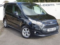 USED 2016 66 FORD TRANSIT CONNECT 200 LIMITED 1.5 120 BHP *OVER 90 VANS IN STOCK*