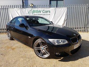 2012 BMW 3 SERIES 2.0 318I M SPORT 2d 141 BHP £8700.00