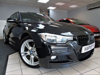 USED 2014 14 BMW 3 SERIES 2.0 325D M SPORT 4d 215 BHP