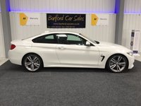 USED 2013 63 BMW 4 SERIES 2.0 428I M SPORT 2d 242 BHP