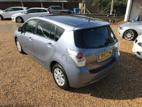 USED 2011 61 TOYOTA VERSO 2.0 D-4D TR 5dr (7 Seats) Panoramic Glass Roof