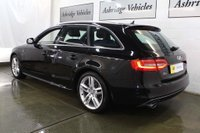 USED 2014 64 AUDI A4 2.0 TFSI S line Avant S Tronic quattro 5dr TECH PACK! HEATED SEATS!
