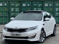 USED 2012 S KIA OPTIMA 1.7 CRDi 2 (Luxe Pack) 4dr PanRoof/Xenons/HeatedSeats
