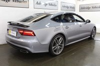USED 2016 66 AUDI A7 3.0 TFSI Black Edition Sportback S Tronic quattro (s/s) 5dr HUGE SPECIFICATION! SUNROOF!
