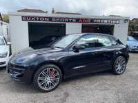 USED 2015 15 PORSCHE MACAN 3.6T Turbo PDK 4WD (s/s) 5dr FULL PORSCHE HISTORY