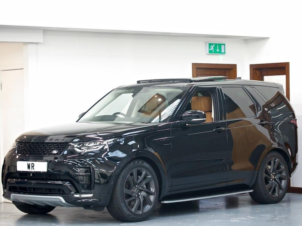 USED 2019 69 LAND ROVER DISCOVERY 3.0 SD V6 HSE Luxury Auto 4WD (s/s) 5dr PHYSICAL CAR + PAN ROOF