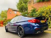 USED 2018 68 BMW 5 SERIES 2.0 530i GPF M Sport Auto (s/s) 4dr PERFORMANCE KIT 19S 1 OWNER