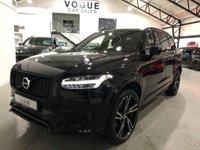 2017 VOLVO XC90 2.0 D5 POWERPULSE R-DESIGN PRO AWD 5d AUTO 231 BHP £33950.00