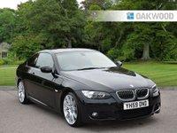 2009 BMW 3 SERIES 3.0 330I M SPORT HIGHLINE 2d AUTO 269 BHP £6995.00
