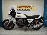 USED 1983 A MOTO GUZZI LE MANS
