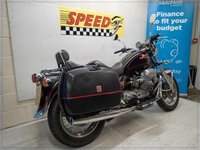 USED 1995 M ARMSTRONG MOTO GUZZI CALIFORNIA MOTO GUZZI CALIFORNI